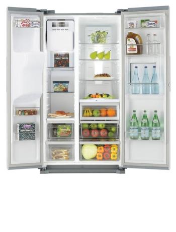 Samsung koelkast rs7578thcsr