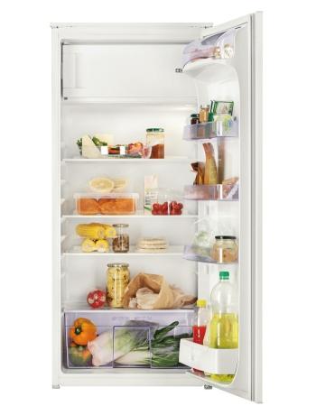 zanussi zba22420sv inbouw koelkast 122cm